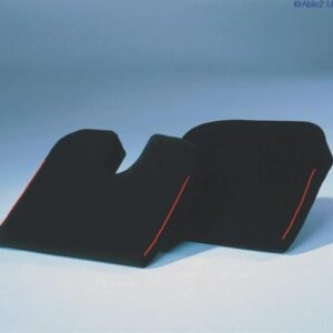 Harley seat wedge for car cushion for coccyx pain