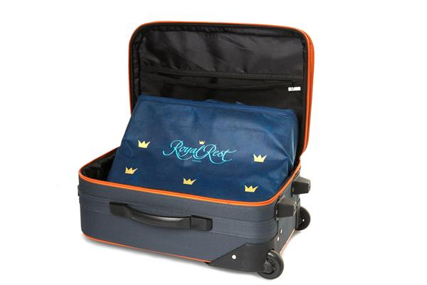Travel pillow by royal rest