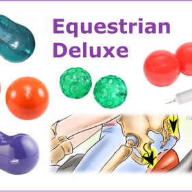 Franklin Ball Pack For Horse Riders (Equestrian)