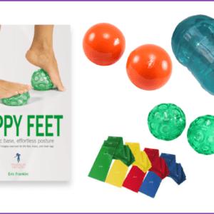 Happy Feet Franklin Method Multipack 1