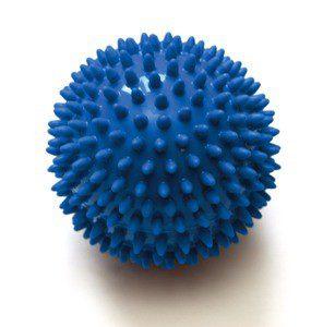 Sissel Spiky Ball 10cm Blue 1 1