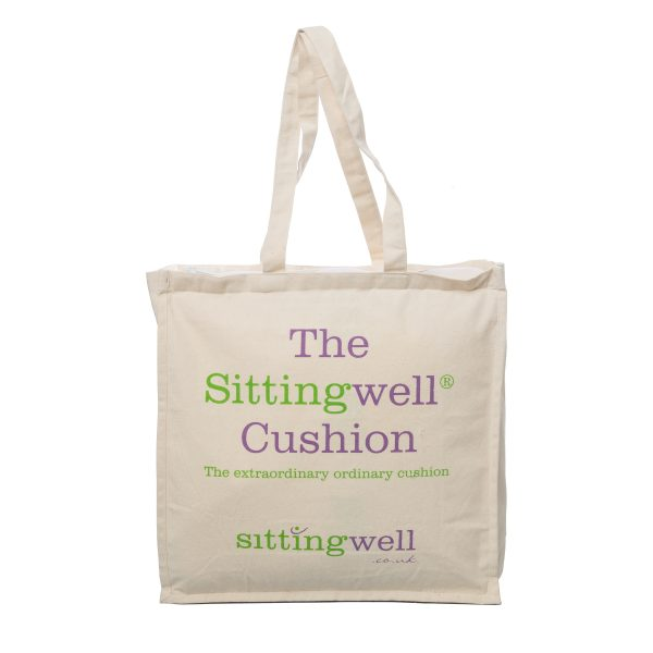 Sittingwell lumbar back support cushion in bag e1499176519742 1