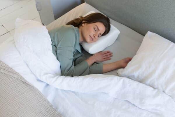 Putnams Foam Pillow For Side Sleepers scaled