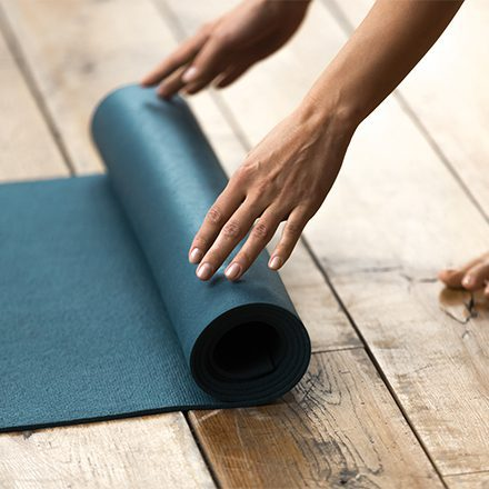 yoga and pilates image